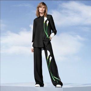 Victoria Beckham gorgeous Calle Lilly pants set